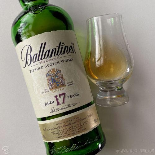 Review: Ballantine's 17