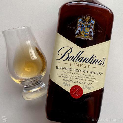 Review: Ballantine's Finest