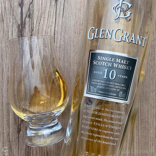 Review: Glen Grant 10