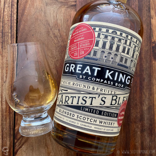 Review: Great King St. WhiskyBrother