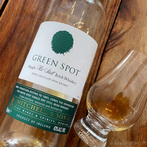 Review: Green Spot