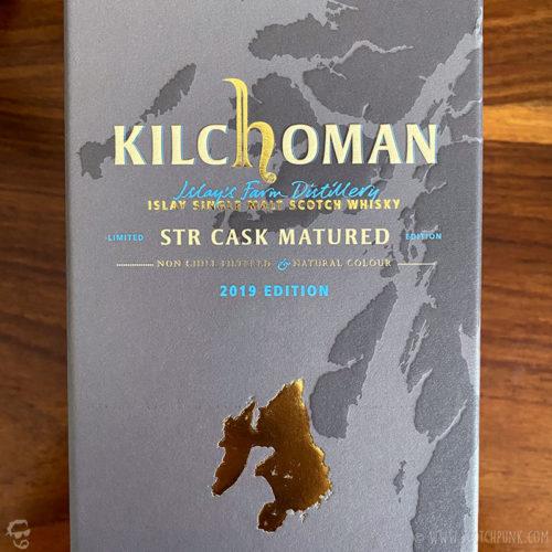 Review: Kilchoman STR