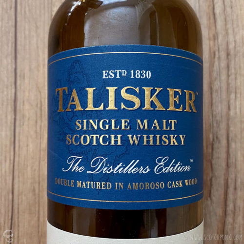 Review: Talisker Distiller's Edition