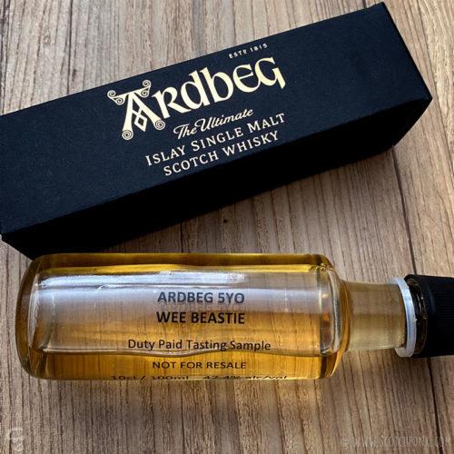 Review: Ardbeg Wee Beastie